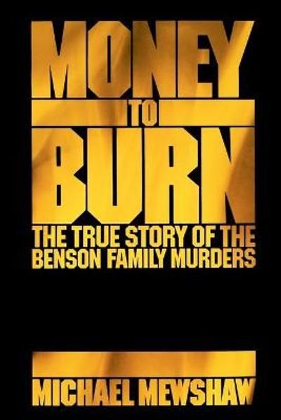 Money to Burn - Michael Mewshaw