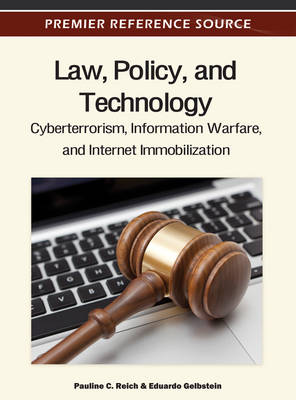 Law, Policy and Technology - Pauline C. Reich