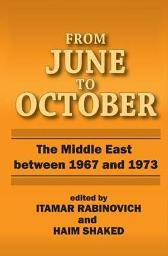 From June to October - Itamar Rabinovich
