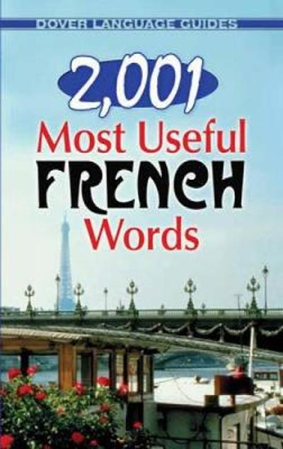 2,001 Most Useful French Words - Heather McCoy