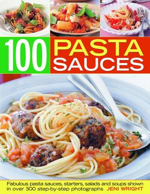 Pasta Sauces - Jeni Wright