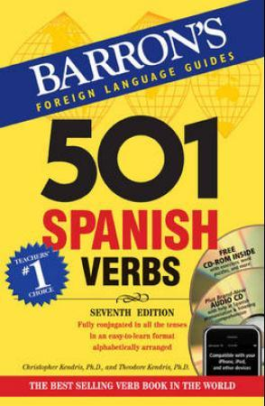 501 Spanish verbs - Christopher Kendris