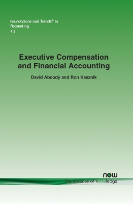 Executive Compensation and Financial Accounting - 