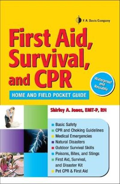 First Aid and Survival Notes - Shirley Jones