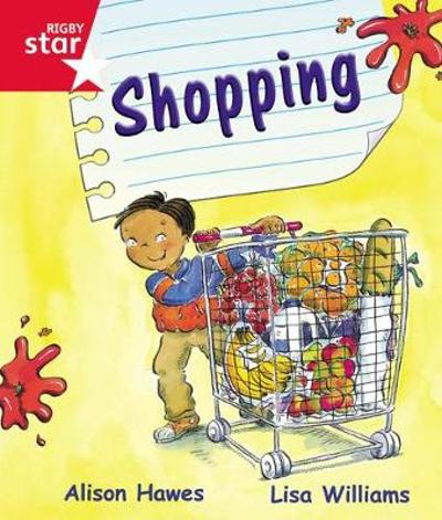 Rigby Star Guided Reception/P1 Red Level Guided Reader Pack Framework Ed - Alison Hawes