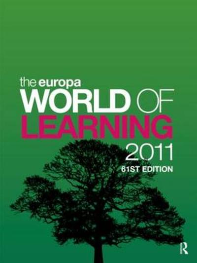 The Europa World of Learning 2011 -