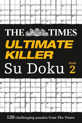 "The ""Times"" Ultimate Killer Su Doku - Puzzler Media"