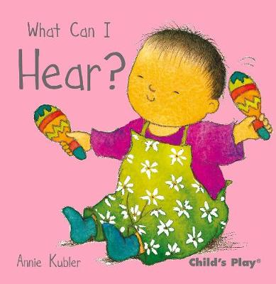 What Can I Hear? - Annie Kubler
