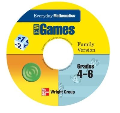 Grades 4-6 Games Family CD - Max Bell