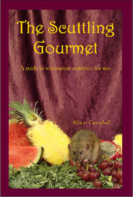 The Scuttling Gourmet - Alison M. Campbell