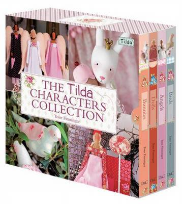 The Tilda Characters Collection - Tone Finnanger