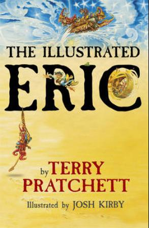The illustrated Eric - Terry Pratchett