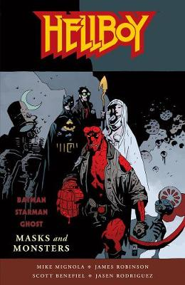 Hellboy: Masks And Monsters - 