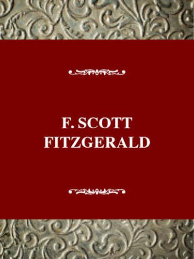 F.Scott Fitzgerald - Kenneth Eble