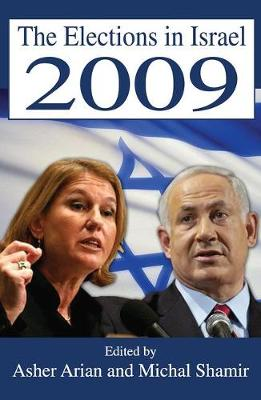The Elections in Israel 2009 - Asher Arian
