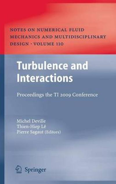 Turbulence and Interactions - Michel Deville