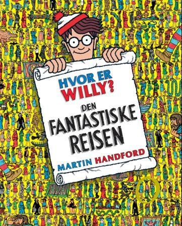 Hvor er Willy? - Martin Handford