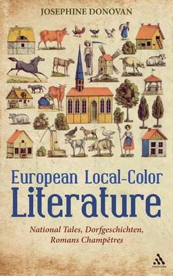 European Local-color Literature - Josephine Donovan