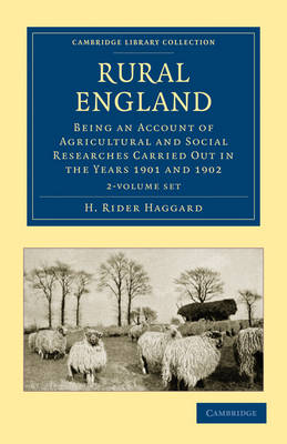 Rural England 2 Volume Set - H. Rider, Haggard