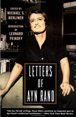 The Letters of Ayn Rand - Ayn Rand