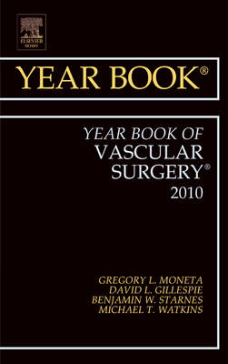 Year Book of Vascular Surgery - Gregory L. Moneta