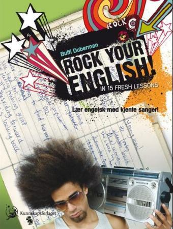 Rock your English in 15 fresh lessons - Buffi Duberman