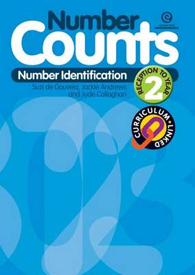 Number Counts - Jackie Andrews Suzi de Gouveia Jackie Andrews