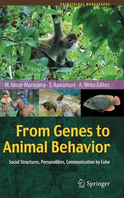 From Genes to Animal Behavior - Miho Inoue-Murayama