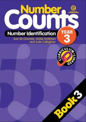 Number Counts - Jackie Andrews Jude Callaghan Suzi de Gouveia