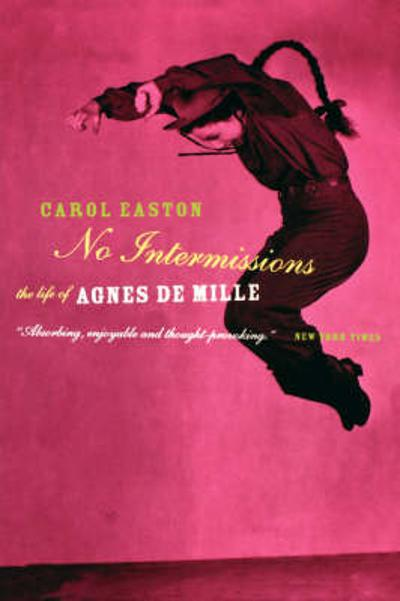 No Intermissions - Carol Easton