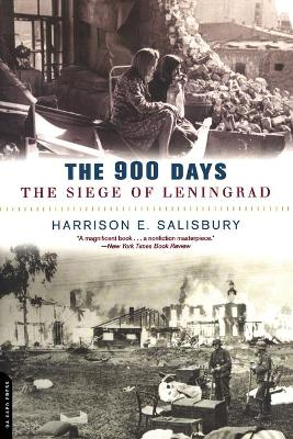 The 900 Days - Harrison E. Salisbury