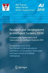 Research and Development in Intelligent Systems XXVII - Max Bramer Miltos Petridis Adrian Hopgood
