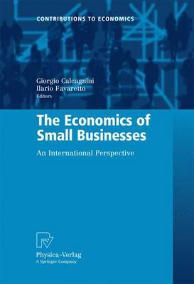 The Economics of Small Businesses - Giorgio Calcagnini