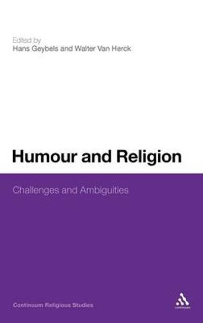 Humor and Religion - Hans Geybels