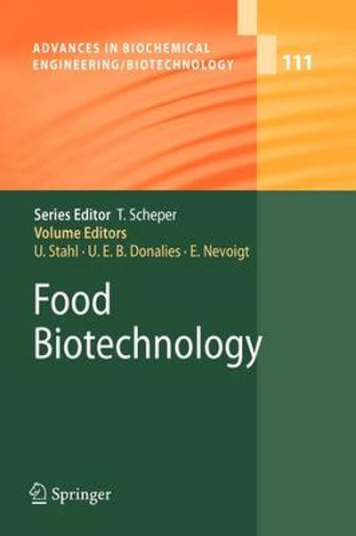 Food Biotechnology - Ulf Stahl