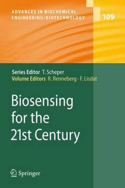 Biosensing for the 21st Century - Fred Lisdat