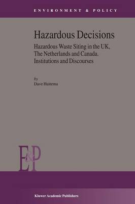 Hazardous Decisions - Dave Huitema