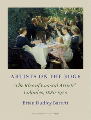 Artists on the Edge - Brian Dudley Barrett