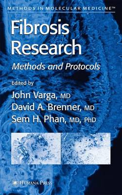 Fibrosis Research - John Varga