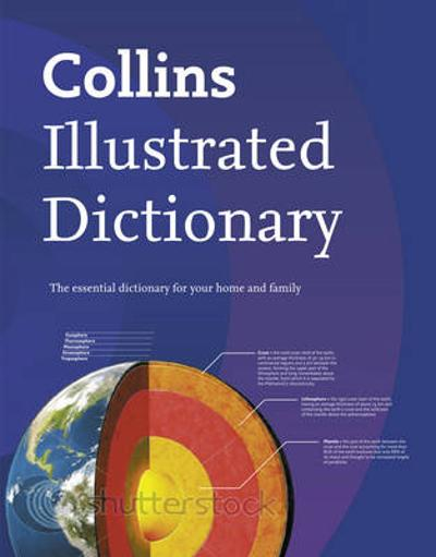 Children's Illustrated Dictionary HB -