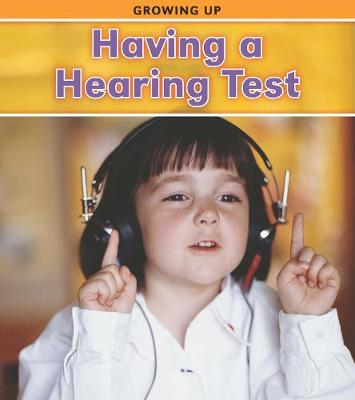 Having a Hearing Test - Vic Parker