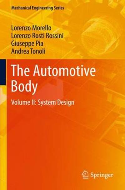 The Automotive Body - L. Morello