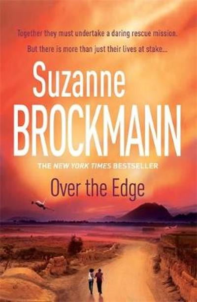 Over the Edge: Troubleshooters 3 - Suzanne Brockmann