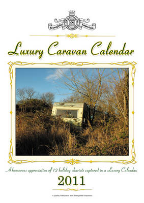 Luxury Caravan Calendar - David Boxshall
