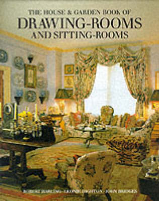 """House and Garden"" Book of Drawing Rooms and Sitting Rooms - Robert Harling"