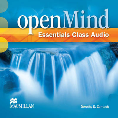 openMind Essentials Level Class Audio CDx1 - Dorothy E. Zemach