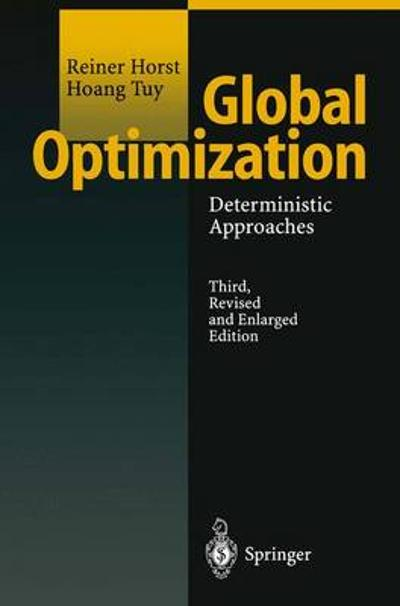 Global Optimization - Reiner Horst
