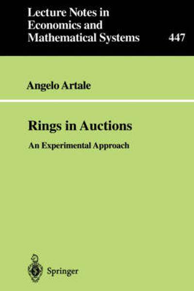Rings in Auctions - A. Artale