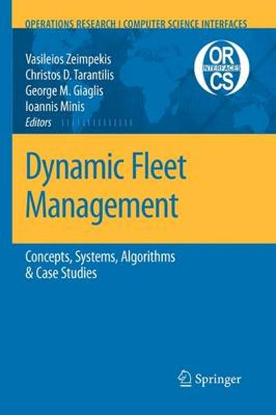 Dynamic Fleet Management - Vasileios S. Zeimpekis