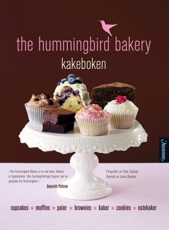 The Hummingbird Bakery-kakeboken - Tarek Malouf